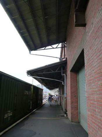 広島車輛所煉瓦倉庫公開