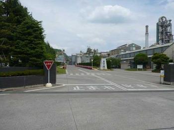 東武鉄道上白石貨物駅