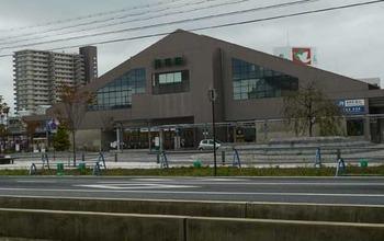 東海道線彦根駅
