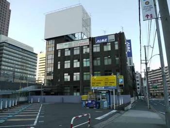 東海道線大阪駅