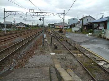 東海道線能登川駅