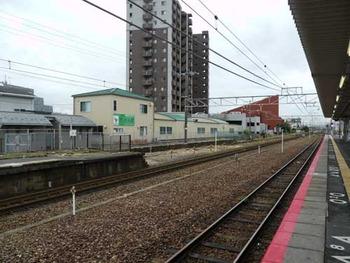 東海道線野洲
