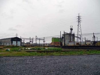 近鉄東方貨物駅