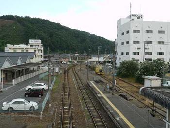 福塩線神辺駅