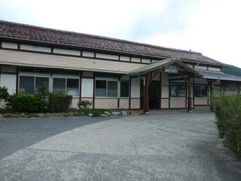 美祢線長門湯本駅
