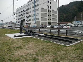 舞鶴線舞鶴港駅