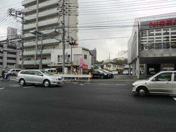 山陽線東広島駅