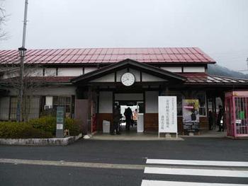 若桜線若桜駅