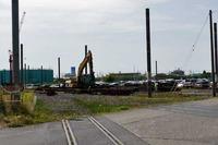 JR浜松工場在来線側