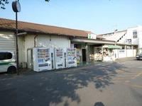 高崎線岡部駅