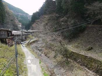 高野山森林鉄道極楽橋