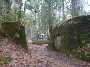 高野山森林鉄道廃線跡