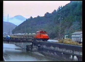 国見鉱山鉄道報告