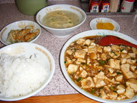 和歌山麻婆豆腐 Go East