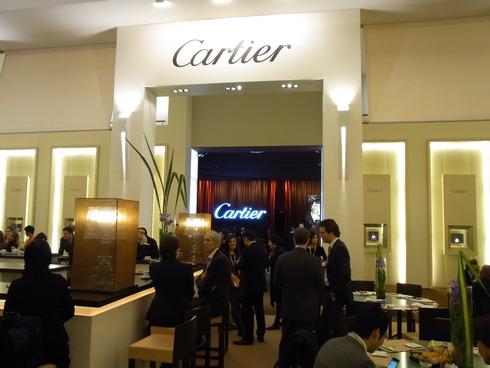 2011SIHH Cartier新作速報