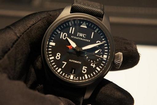 2012年IWC新作 ビッグパイロットウォッチ トップガン