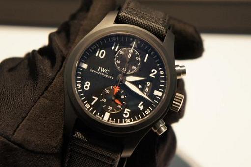 2012年IWC新作パイロットウォッチ トップガン