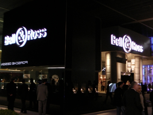 BASELWORLD2009 Bell&Rossブース
