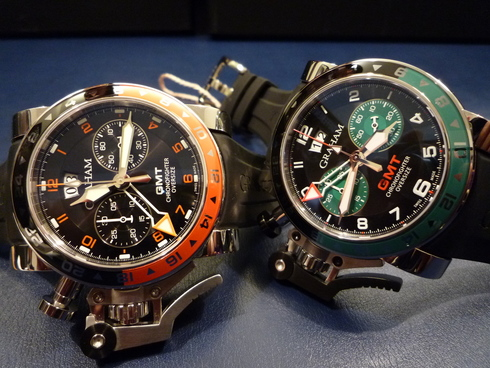 CHRONOFIGHTER OVERSIZE GMT