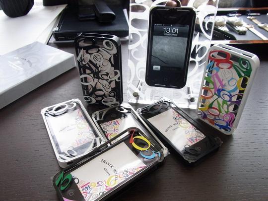 フランク・ミュラー ジャケット for iPhone4