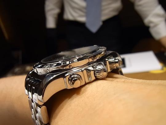 BREITLING 2011新作 CHRONOMAT GMT