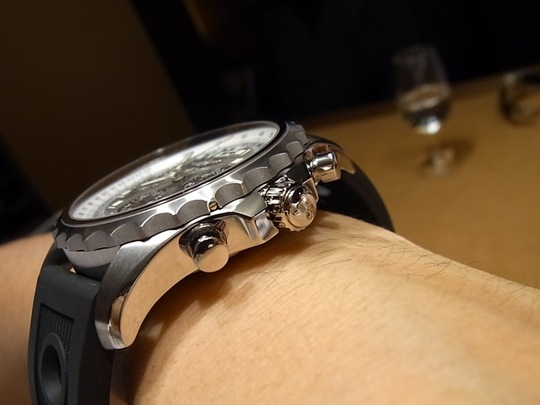 2011新作 CHRONOSPACE AUTOMATIC