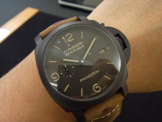 PANERAI 2011新作 PAM00386 解析
