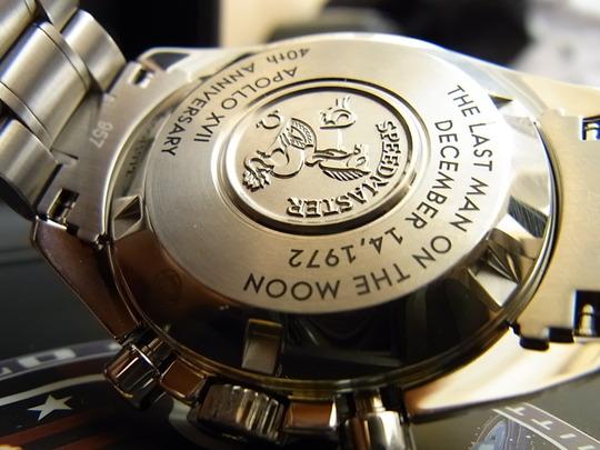 2012年新作 アポロ17号 40周年記念モデル