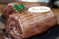 クリスマスケーキd(。ゝд・)