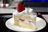 ショートケーキ★