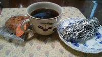 久しぶりに   友達コーヒー