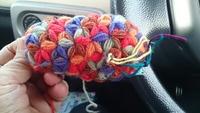 きょうの   編みもん