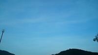 加太山はチョッと薄曇り