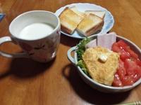 春色の朝食