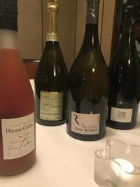12月のシャンパン