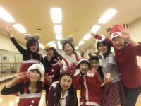 クリスマス会 IN 田辺教室