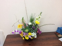 生け花体験