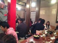 1/12(土)2013年新年会in斗里屋の思い出