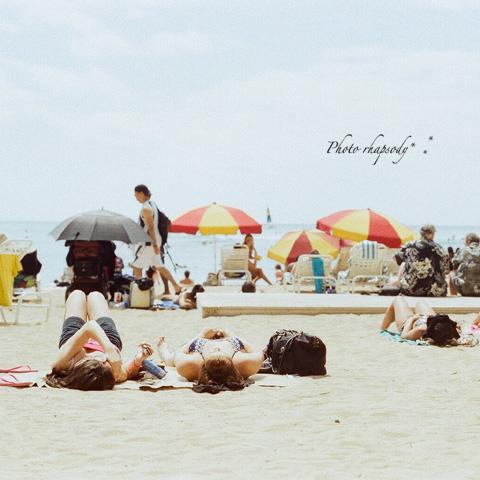 常夏を夢みて。