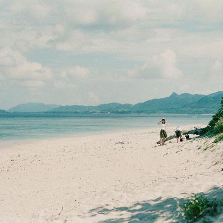 private beach*