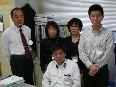ピンクリボン着用者レポ@社会保険 紀南病院