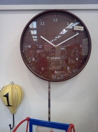 掛け時計、置き時計