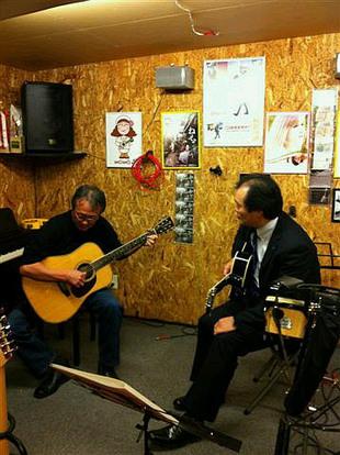 朝本さん&亀井さん