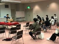 【活動報告】子ども落語ワークショップ(2021年9月11日開催)