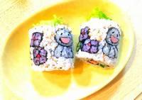 デコ巻寿司作り体験*募集中