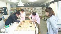 オリジナルダイニングテーブル作り