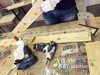 DIY教室♪春っぽいガーデニングボックス完成★です