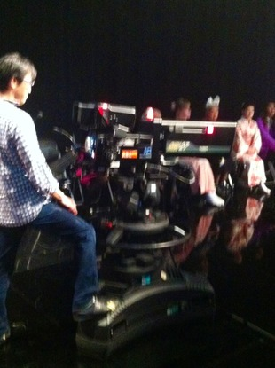 本日も朝日TV