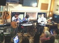 1月8日横山恭治レコ発LIVE