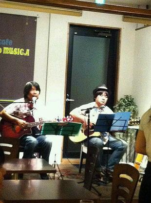 真夜中の音楽室